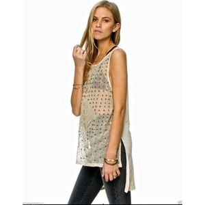 New Free People Tank TEA COMBO Size XS / S